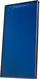 Плоский геліоколектор Ensol EM1V/2,0 Al-Cu 2,0 м<sup>2</sup>